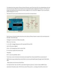 Garden Sprinkler System Design Simple Design Of A Micro Controller Based Automatic Home Garden Watering Sys
