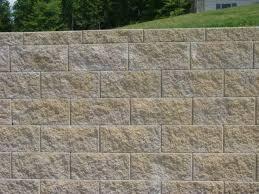 split face concrete block google