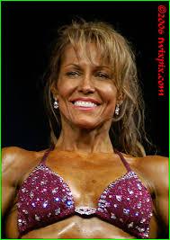 2006 NPC Bodybuilding.com Emerald Cup - Figure Masters - Maxine Johnson,  Roberta Orth...