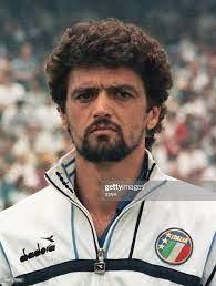 Portrait of Italian forward Alessandro Altobelli taken 17 June 1986...  Nachrichtenfoto - Getty Images