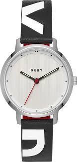 Наручные <b>часы женские DKNY</b>, <b>NY2760</b>, золотой, синий