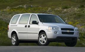 2008 Chevrolet Uplander | Review | Reviews | Car and Driver