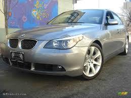 BMW 5 Series 2005 bmw 5 series 545i : Silver Grey Metallic 2005 Bmw 5 Series 545i Sedan Exterior Photo ...