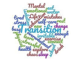 Transition Word Cloud Tokyo Mental Health