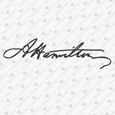 Check out our freddie mercury svg selection for the very best in unique or custom, handmade pieces from our digital shops. Alexander Hamilton Signature Svg The Adventures Of Lolo