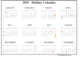 Blank Calendar Excel Printable 2019 Calendar Excel Printable Calendar