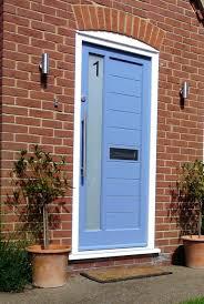 Front Doors  Contemporary Front Door Great Wooden Front Doors Solid Wood Contemporary Front Doors Uk