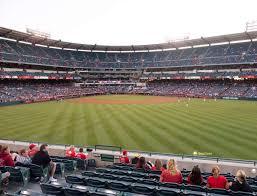 Angel Stadium Of Anaheim Section 240 Seat Views Seatgeek