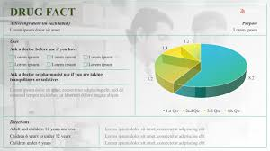 Free Graph Templates Science Pie Graph Templates Free Powerpoint Templates