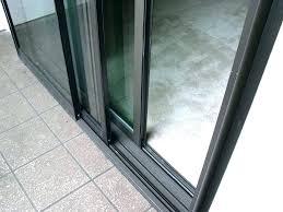 soundproof door bottom sound proof glass soundproof sliding glass door bottom sound proof glass