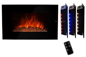 amusing wall mounted fireplace heater 17 lw5035le 1