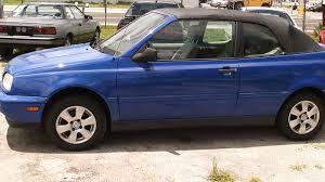 1998 Volkswagen Cabrio - Partsopen