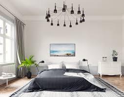 classic bedroom design. Stunning Modern Classic Bedroom Design With Dazzling Lighting Designs 3