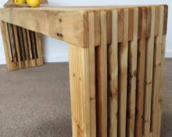 pallet furniture etsy. reclaimed pallet bench coffee table furniture etsy