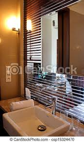 17 modern designs of bathroom sinks   pouted.com. Luxury Beautiful Modern Bathroom With Equipment Canstock