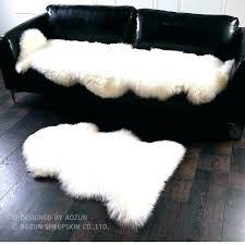 ikea fur rug sheepskin rug faux