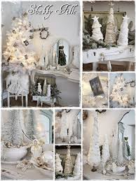 Shabby Chic Deko Ideen Weihnachten