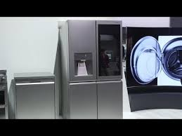 see through refrigerator. Knock On This See-through Refrigerator Door See Through S