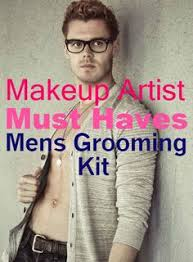 makeup artist resources must have s for mens grooming