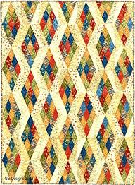 762 best Quilting images on Pinterest & This quilt is made entirely from 2 1/2