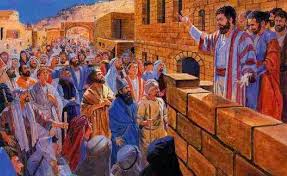 Image result for DAY OF PENTECOST BELIVERS BEGAN TO SPEAK IN OTHER TONGUES