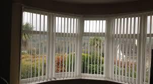 Bedroom Best Modren Vertical Blinds Bay Window Blind Inside Ideas Bay Window Vertical Blinds