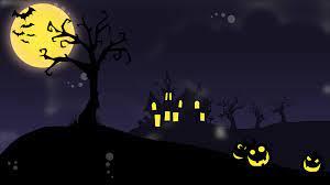 Halloween desktop ...