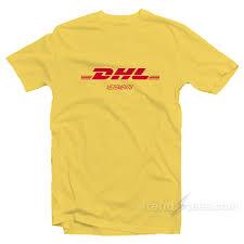 Vetements Dhl T Shirt Size S M L Xl 2xl 3xl