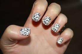 cool black and white nail art designs (16) | TrendyOutLook.Com