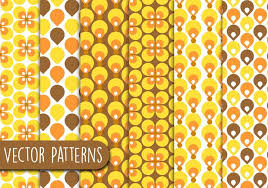 Retro Pattern Beauteous Retro Pattern Free Vector Art 48 Free Downloads