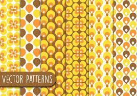 Retro Pattern Beauteous Retro Pattern Free Vector Art 48 Free Downloads
