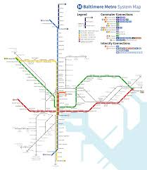baltimore subway transit fantasy map here's a map of the Baltimore Transit Map baltimore subway transit fantasy map here's a map of the baltimore metro, from some alternate universe where (a) they built the whole thing all at baltimore rapid transit map