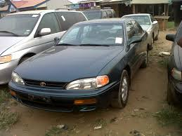A Tokunbo Toyota Camry For Sale,1996 Model. - Autos - Nigeria