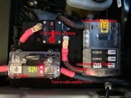 blue sea fuse block install tacoma world forums truck things small breaker box at Bar Breaker Fuse Box