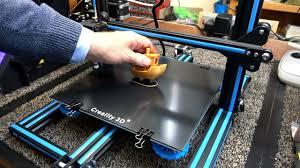 <b>Creality</b> CR 10 & CR 10S 3D <b>Printer</b> Ultrabase - YouTube