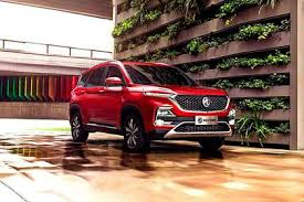 Suv Safety Comparison Chart Mg Hector Price Images Review Specs