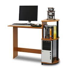 small desks home 5. Amazon.com: Furinno 11181LC/BK Compact Computer Desk, Light Cherry/Black: Kitchen \u0026 Dining Small Desks Home 5 E