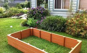raised gardening beds recycled plastic raised garden bed raised beds gardening tips