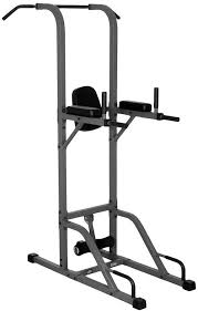 2 xmark fitness power tower with pull up station xm 4432