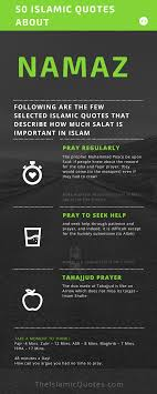 50 Best Islamic Quotes About Namaz Prayers With Images