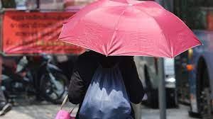สภาพอากาศวันนี้ ไทยตอนบนอากาศร้อน ฝนตกบางแห่ง ภาคเหนือฝุ่นสะสมมากขึ้น