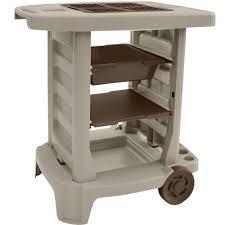 garden tool storage bench. garden tool storage cart image bench i