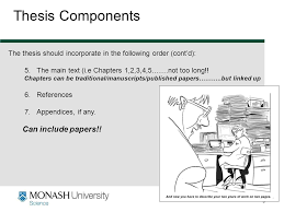 Thesis   chapters     FAMU Online