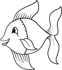 Fish Printable Coloring Pages Clown Fish Coloring Pages Clown
