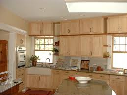 Good Natural Maple Kitchen Cabinets Contemporary 9876 Home Designs