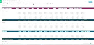 Excel Budget Examples Monthly Bills Spreadsheet Template Excel Budget Sample Excel