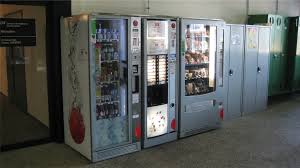 Coffee Vending Machine Hack Custom Selecta Vending Machines EPFL