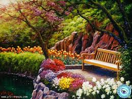 Small Picture Garden Wallpapers By Natures