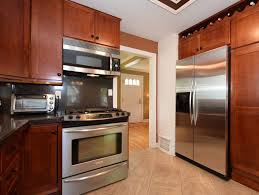 77 types best cherry wood cabinets paired with stainless steel modern kitchen appliances under cabinet lighting covers dishwasher black storage used