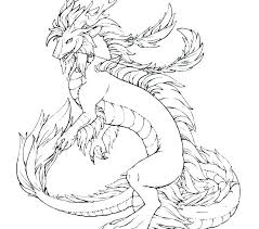 Dragon Coloring Pages To Print Cool Dragon Coloring Pages Printable